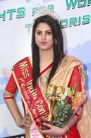 Shivani Thakur Miss India Continental 2016