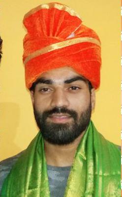 Akshant Katwal from Sandhole